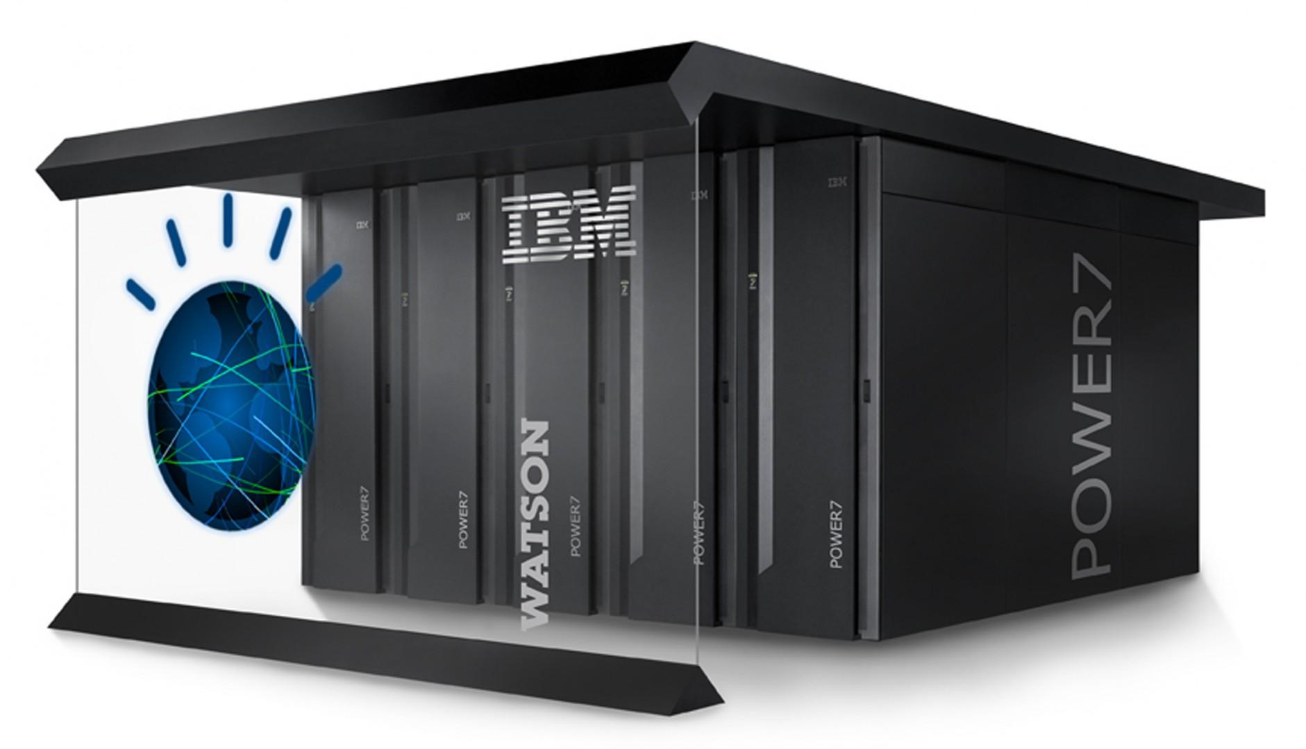 Siêu máy tính IBM Watson không còn dùng để chơi game nữa mà đã trở thành công cụ nghiên cứu y khoa.