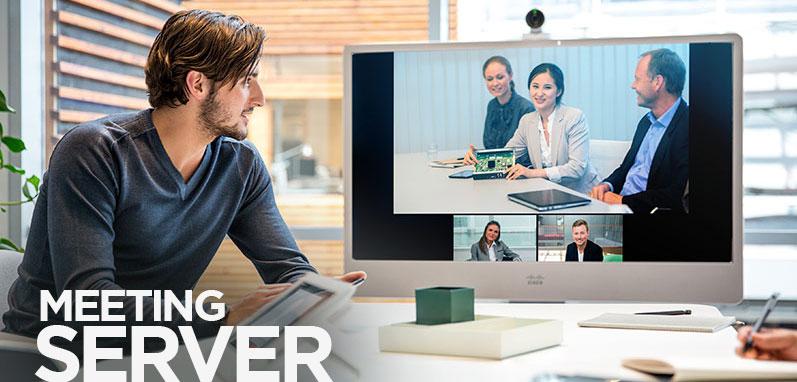 Meeting Server aver evc170